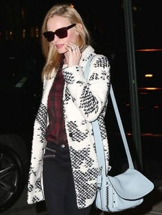 The Cool Brand Behind Kate Bosworth's Perfect Coat (via Bloglovin.com )