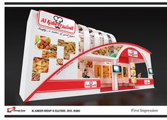 Al Kabeer - Gulfood 2015 on Behance