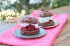 ChocolateNutellaShortcake by Food Librarian, via Flickr