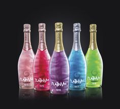 Fragancias Platinvm by TAVASA: nueva gama de cócteles de frutas, de sabores sugerentes y un extraordinario efecto visual.