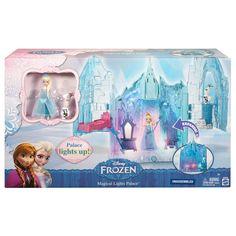 """Disney Frozen Small Doll Elsa Castle Playset - Mattel - Toys """"R"""" Us"""