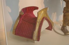 Henry VIII Armor for field and tournament - Saddle