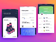 Check out this payment UI so filled with color! By @uixninja . . . . Tag @ui.inspirations in your UI designs or use #uiinspirations if you want us to feature your work! . . . . #ui #ux #uxdesign #uiux #userexperience #uitrends #uidesign #moderndesign #modern #minimal #interface #inspiration #graphicdesignui #graphicdesign #graphic #dribbble #dribbblers #digitaldesign #digital #designinspiration #design #dailyinspiration #creative #application #webdesign #appdesign #colors #rainbow