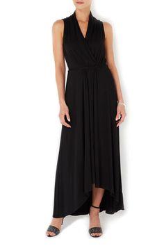Black Maxi Dress Cyber Monday