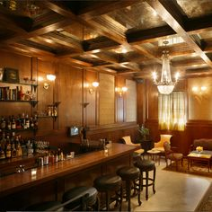 Clover Club. Named after a pre-Prohibition men's club, this stylish classic-cocktails spot is co-owned by Julie Reiner of Manhattan's renowned Flatiron Lounge.