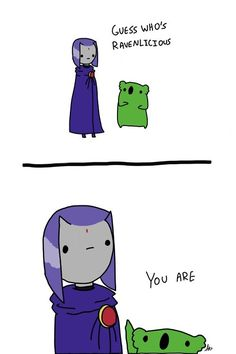 40 Hilarious Examples Of Beast Boy Bothering Raven [Gallery]