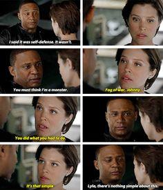 """I said it was self-defense. Supergirl 2015, Supergirl And Flash, Arrow Season 4, David Ramsey, Arrow Tv Series, Snowbarry, Dc Tv Shows, All Tv, Dc Legends Of Tomorrow"
