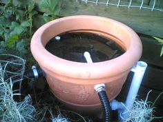 Homemade DIY fish pond biofilter eliminate green water how to build construction