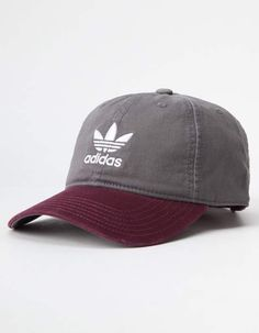ADIDAS Originals Colorblock Relaxed Womens  DadHat  ad Chapéus De Pai 87dd4f043d1