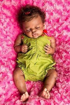 LE Raleigh By Marita WInters Reborn Doll Kit # 446