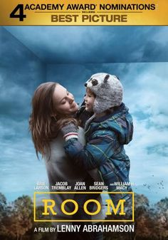 Have you seen it yet? 'Cause I think you should. It stars Brie Larson and Joan Allen. Here's how Redbox describes it: Five-year-old Jack is looked after by his loving and devoted Ma. Like any good mother, Ma dedicates herself to keeping Jack happy and safe, nurturing him with warmth and love and doing typical things like playing games and telling stories. Their life, however, is anything but typical-they are trapped-confined to a windowless, 10-by-10-foot space, which Ma has euphemistically…