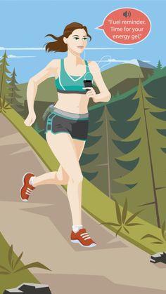 6 Cool Apps For Runners You've Likely Never Heard Of #running #correr #motivacion #concurso #promo #deporte #abdominales #entrenamiento #alimentacion #vidasana #salud #motivacion