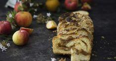 manzanas, caramelo, masa de pan dulce, merienda, desayuno, brunch, babka Brunch, Bread, Flower, Custard, Candy, Breakfast, Good Coffee, Sweet Bread, Brot