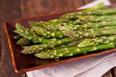 Recipe of the Day: Grilled Asparagus