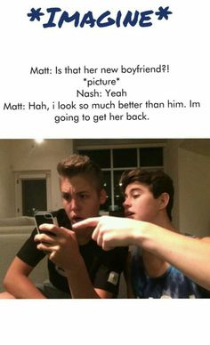 from the story imagines ;magcon by OurDaddys (hmu i need friends) with 567 reads. Magcon Imagines, Text Imagines, Magcon Quotes, Imagines Crush, Magcon Family, Magcon Boys, Matthew Espinosa, Shawn Mendes Magcon, Bae