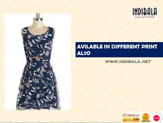 INDIBALA COLLECTION - New! Summer Dress Sizes :- Small to XL Prints :- Can also be Coustomized Fabric :- Pure Cotton Wholesale Dress ## Fast fashion wholesale # Dress # Nature print dress # Wholesale Summer Dress #Scoop Neck Dress # Sleeveless Dresses # Latest fashion dress ##  Fitted Dress## Street Fashion Dress # Dress In Trends # Online boutique  Wholesale ## www.indibala.net