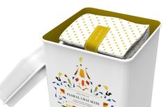 Packaging of the World: Creative Package Design Archive and Gallery: Opal Tea Co. (Student Project)