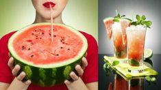Mojito je jeden z nejoblíbenějších letních drinků. Klasická verze s limetou a mátou je fantasticky osvěžující. Cocktails, Drinks, Mojito, Grapefruit, Vodka, Smoothie, Watermelon, Fresh, Food