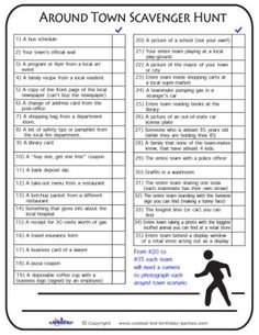 scavenger hunt ideas (with printable checklists) to do right now with your kids. Tips and tricks to help you create your own scavenger hunt anytime Scavenger Hunt Party, Adult Scavenger Hunt, Photo Scavenger Hunt, Scavenger Hunt Riddles, Bachelorette Scavenger Hunt, Teen Scavenger Hunts, Service Scavenger Hunt, School Scavenger Hunt, Christmas Scavenger Hunt