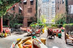 Tequila Park Taqueria | Hudson Hotel