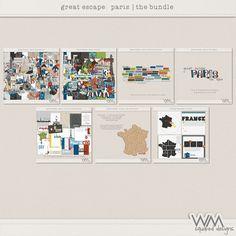 Great Escape: Paris – The Bundle
