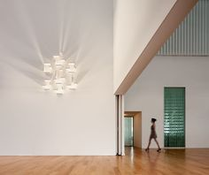Luminária Vibia (Foto: divulgação)