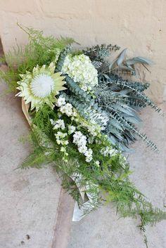 Green and white Orga