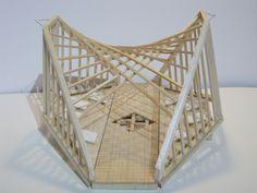 Timber Pavilion - - Timber Pavilion Design – Portfolio T. Wooden Pavilion, Glass Pavilion, Outdoor Pavilion, Pavilion Design, Pavilion Wedding, Backyard Pavilion, Backyard Gazebo, Hp Pavilion, Architecture Origami