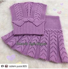 Best 12 Knitting Pattern – Winterberry Earflap Hat (From Toddler to Child sizes Baby Cardigan Knitting Pattern Free, Crochet Baby Jacket, Crochet Baby Clothes, Baby Knitting Patterns, Girls Knitted Dress, Knit Baby Dress, Crochet Scarf Easy, Knit Crochet, Baby Girl Skirts