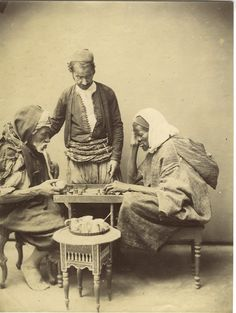 vintage everyday: Old Photos of Life in Cairo More Than 100 Years Ago