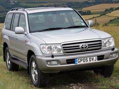 Toyota Land Cruiser Amazon (J100-101) '2005–06