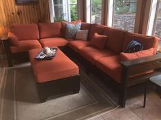 diy outdoor sectional from 2x4s!!!