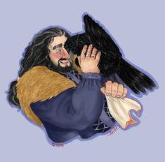 raven headbutt by Cliopadra