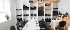 Vinreolen på Miró