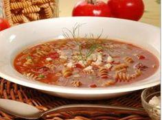 Pasta e Fagioli (Pasta Bean Soup)