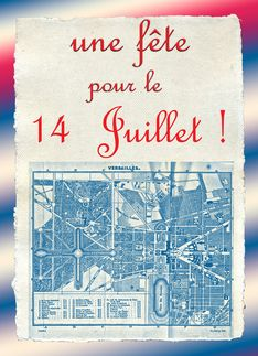 Bastille Day is July 14. Worldwide celebrations will be July 12 this year. Saturday.