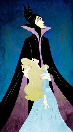 "Beautiful Disney Art of the Day:""Here's your precious princess"" byashren"