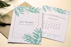 Save the Date ensemencé fleuri ✿❀✿ Papeterie Mariage écolo à planter 9 And 10, Save The Date, Dating, Elsa, Wedding Stationery, Flowers, Spring, Quotes, Wedding Invitation