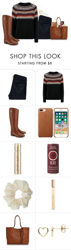 """Autumn"" by picassogirl ❤ liked on Polyvore featuring Hollister Co., SET, Tory Burch, Smith & Cult, Miss Selfridge, Prada, Estella Bartlett and Ginette NY"