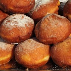 Doughnut Recipe: Polish Pączki