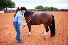 Stage One: Learn how to control your horse's hindquarters, and you'll end any disrespectful behavior. Top clinician Clinton Anderson shows you how.