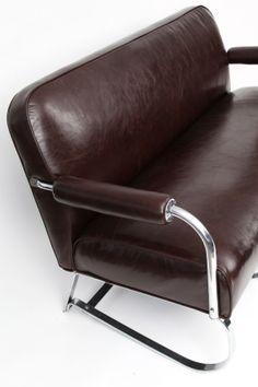 Rare Sofa by Kem Weber