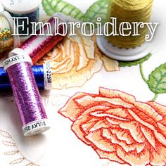Looking for your next project? Shop hundreds of digital machine embroidery patterns from the world's best independent designers. - via @Craftsy