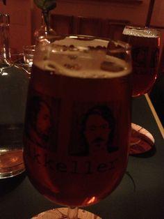 The best beer ever !!!! - I hardcore you by BrewDog / Mikkeller at my new favorite bar.