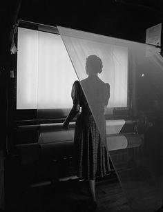 "Ezra Stoller, ""Duplan Silk Mills"", 1943. #artSelecta #artPic #coolstuff"