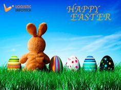 Happy Easter From Logistic Infotech..!!