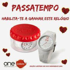 Amostras e Passatempos: ZAGARI - Passatempo One LOVE