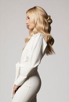 A kollekció további frizuráiért kattints a linkre! Bleach Blonde, Clip In Hair Extensions, Long Hairstyle, How To Make, Collection, Dresses, Fashion, Vestidos, Moda