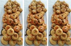 pecivo_z_nivy - My site Appetizers For Party, Appetizer Recipes, Snack Recipes, Cooking Recipes, Snacks, Slovak Recipes, Czech Recipes, New Recipes, Savoury Baking