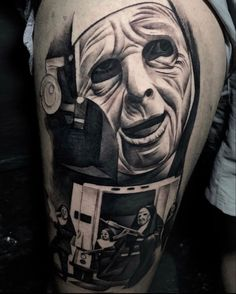 Cool Shoulder Tattoos, Chicano Tattoos, Black Work, Great Tattoos, Everton, Dragon Ball Z, Leo, Posters, Money
